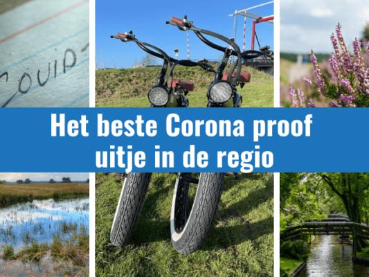 het beste corona proof uitje in regio Steenwijk